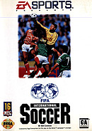 jaquette Master System FIFA International Soccer