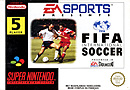 jaquette Super Nintendo FIFA International Soccer