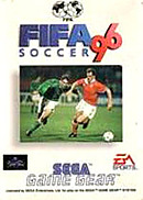 jaquette Game Gear FIFA Soccer 96