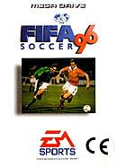 jaquette Megadrive FIFA Soccer 96