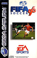 jaquette Saturn FIFA Soccer 96