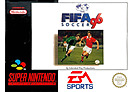 jaquette Super Nintendo FIFA Soccer 96