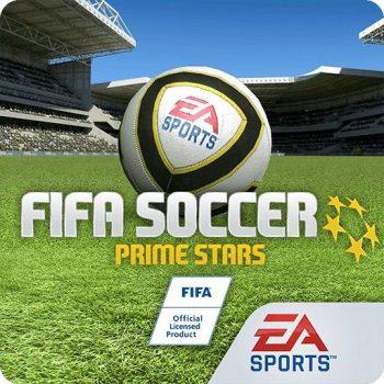 jaquette iOS FIFA Soccer Prime Stars