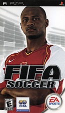 jaquette PSP FIFA Soccer