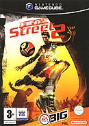 jaquette Gamecube FIFA Street 2