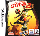 jaquette Nintendo DS FIFA Street 2
