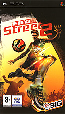 jaquette PSP FIFA Street 2