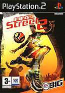 jaquette PlayStation 2 FIFA Street 2