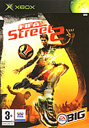 jaquette Xbox FIFA Street 2