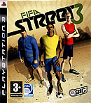 jaquette PlayStation 3 FIFA Street 3