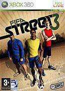 jaquette Xbox 360 FIFA Street 3