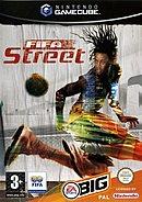 jaquette Gamecube FIFA Street
