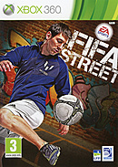 jaquette Xbox 360 FIFA Street