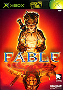 jaquette Xbox Fable