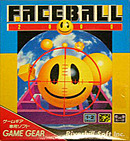 jaquette Game Gear Faceball 2000