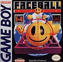 jaquette Gameboy Faceball 2000