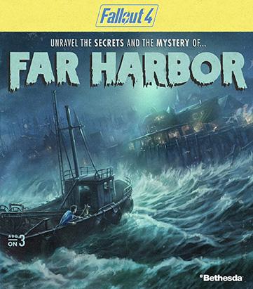 Fallout 4 : Far Harbor