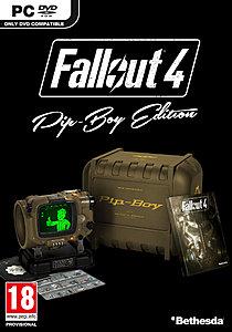 jaquette PC Fallout 4