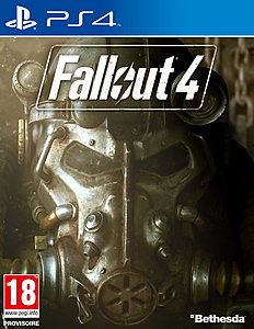 jaquette PlayStation 4 Fallout 4