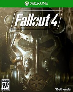 jaquette Xbox One Fallout 4