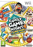 jaquette Wii Family Game Night 4 The Game Show