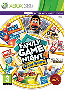 jaquette Xbox 360 Family Game Night 4 The Game Show