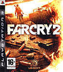jaquette PlayStation 3 Far Cry 2