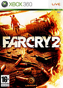 jaquette Xbox 360 Far Cry 2