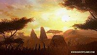 71080 FCRY2 PC screenshot beauty savannah sunset 01