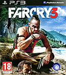 jaquette PlayStation 3 Far Cry 3