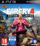 jaquette PlayStation 3 Far Cry 4