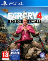jaquette PlayStation 4 Far Cry 4