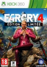 jaquette Xbox 360 Far Cry 4