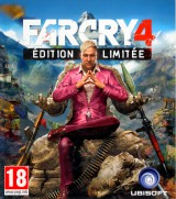 jaquette Xbox One Far Cry 4