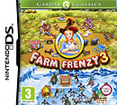 jaquette Nintendo DS Farm Frenzy 3