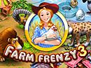 jaquette PSP Farm Frenzy 3