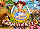 jaquette PlayStation 3 Farm Frenzy 3