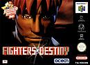 jaquette Nintendo 64 Fighters Destiny