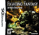 jaquette Nintendo DS Fighting Fantasy The Warlock Of Firetop Mountain