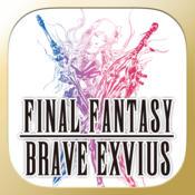 jaquette iOS Final Fantasy Brave Exvius
