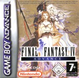 jaquette GBA Final Fantasy IV