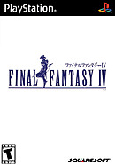 jaquette PlayStation 1 Final Fantasy IV