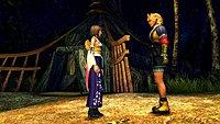 Final Fantasy X HD Screenshot Tidus Yuna 1