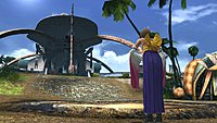 Final Fantasy X HD Screenshot Yuna 1