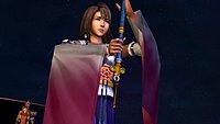 Final Fantasy X HD Screenshot Yuna 12