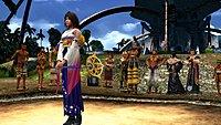 Final Fantasy X HD Screenshot Yuna 15