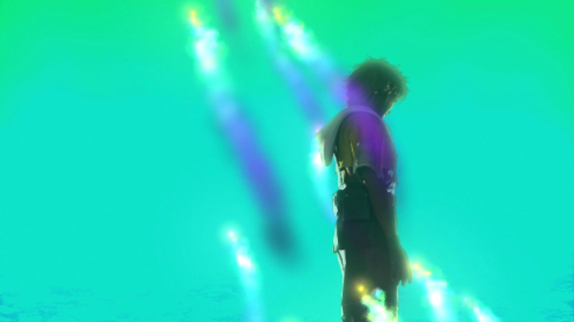 Final Fantasy X HD wallpaper Tidus 3