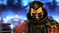 Final Fantasy X HD wallpaper Auron 1