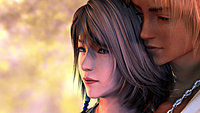 Final Fantasy X HD wallpaper Tidus Yuna 1