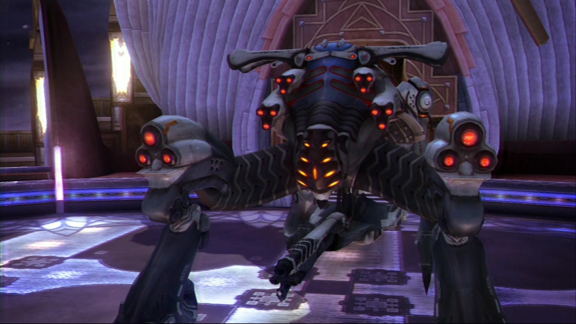 Screenshots capture d 39 ecran pour final fantasy xiii for Screenshot ecran